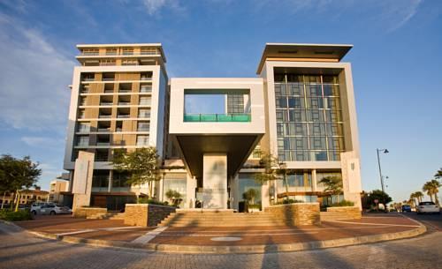 Duży hotel african pride crystal towers hotel spa