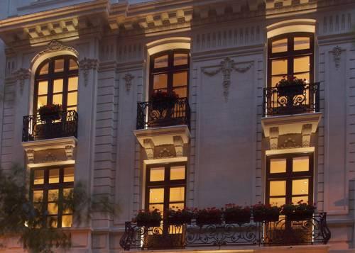 Balkony w algodon mansion