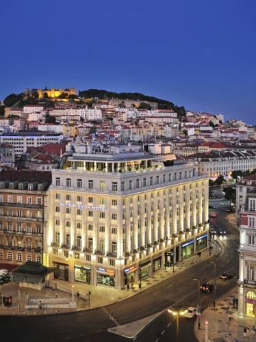 Altis Avenida w Lizbonie w Portugalii