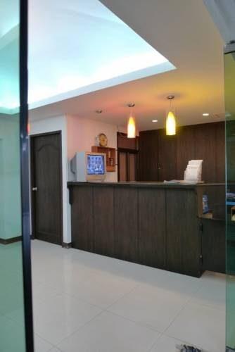 Recepcja w hotelu anantara bangkok santhorn