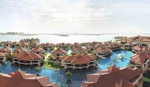 Kompleks hotelowy w anantara dubai the palm resort spa