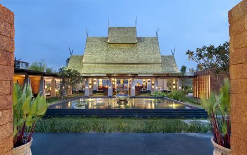 Bajkowy ogród w Anantara Mai Khao Phuket Villas,Tajlandia