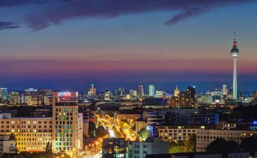 Panorama Berlina andels hotel berlin