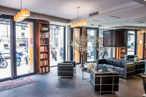 Apartament w hotelu ART HOTEL EIFFEL, Francja