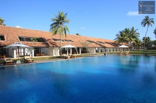Strefa relaksu w AVANI Bentota Resort & Spa, Sri Lanka