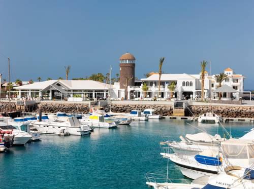 Zatoka z jachtami w Barcelo Castillo Club Premium