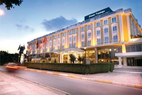 Hotel w Barcelonie Eresin Topkapi