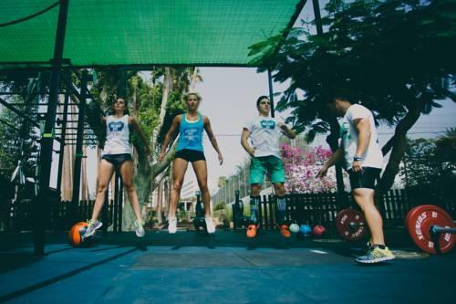 Zajęcia fitness w barcelo margaritas