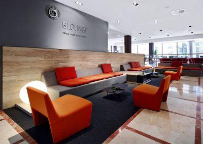 Hotel Blounge w Pradze