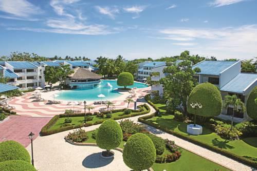 kompleks hotelowy z ogrodem barcelo puerto plata all inclusive