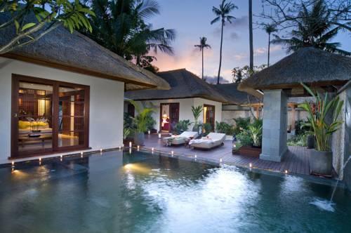 Basen od razu przy pokoju w Belmond Jimbaran Puri, Bali, Indonezja