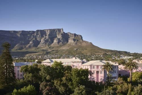 Widok z hotelu Belmond Mount Nelson Hotel, Republika Południowej Afryki