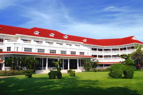 Noclegi w Tajlandii blisko morza w Centara Grand Beach Resort & Villas Hua Hin