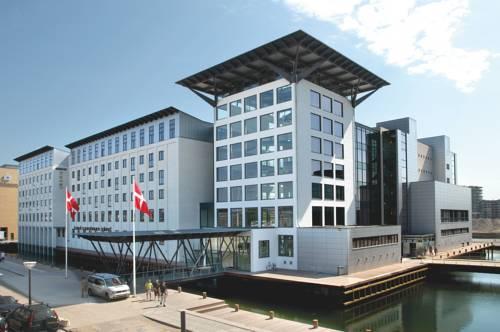 Innowacyjny budynek hotelu Island w Kopenhadze