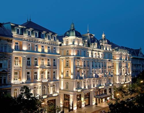 Hotel w Budapeszcie