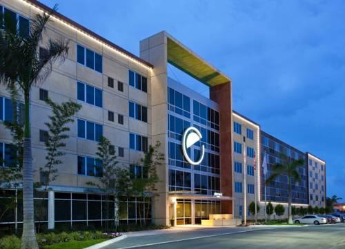 Hotel Element Miami International Airport w pobliżu lotniska samolotowego, Stany Zjednoczone