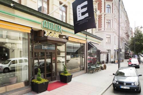 Hotel elite hotel adlon główne wejście