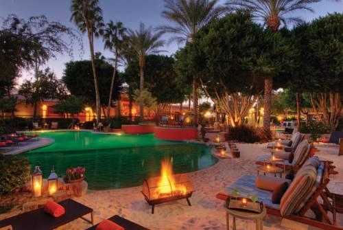 romantyczna sceneria w hotelu The Scott Resort & Spa, Stany Zjednoczone