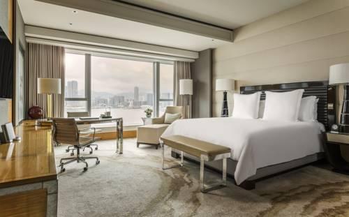 Hotel four season w Hong Kongu
