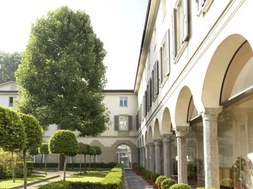Luksusowy hotel Four Season w Mediolanie