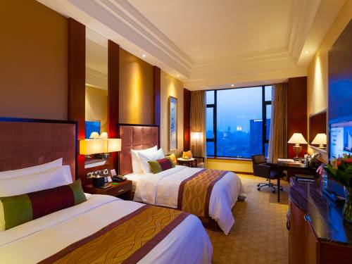 Hotel wieloosobowy fraser suites chengdu