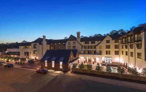 Hotelowy kompleks grand bohemia hotel mountain brook autograph collection