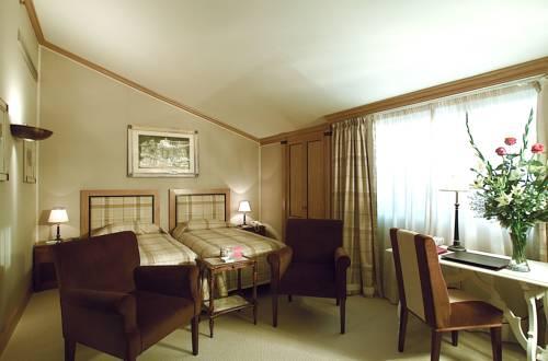Pokój dla dwojga w grand hotel continental