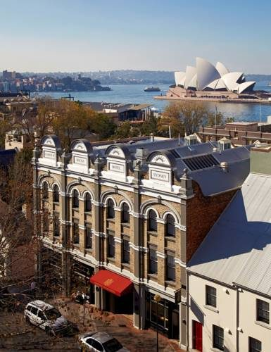 Hotel harbour rocks hotel sydney mgallery collection