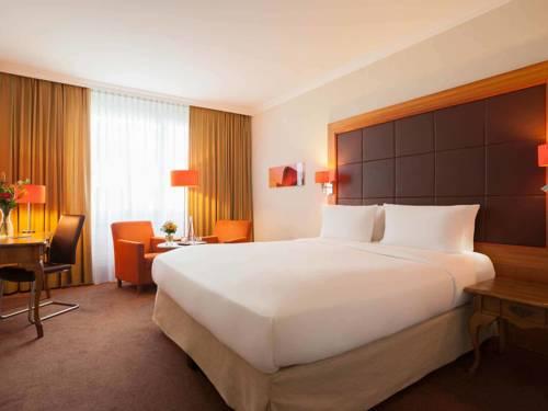 Pokój dwuosoby w hotelu Continental Zurich mgallery