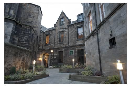 Hotel du win bistro w Edynburgu