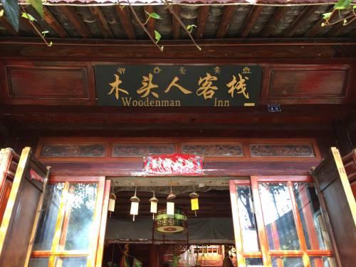 Szyld hotel indigo lijiang ancient town