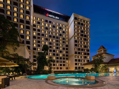 Nocleg w 4-gwiazdkowym hotelu Jen Tanglin w Singapurze