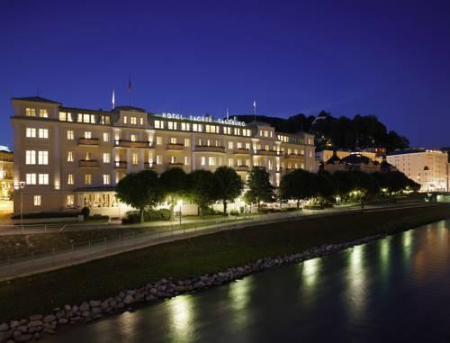 Hotel blisko rzeki hotek sacher salzburg