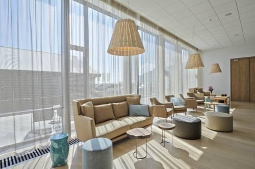 Punkt przeznaczony na odpoczynek w Icelandair Hotel Vik