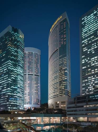 Wysoki Hotel Island Shangri-La, Hongkong