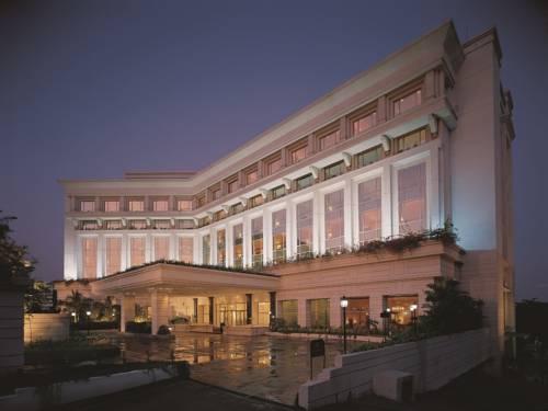 Nowoczesna budowla hotelu ITC Kakatiya hyderabad