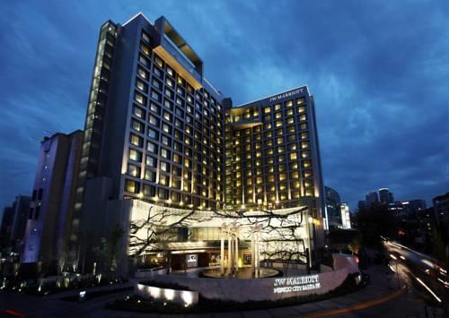 Innowacyjny budynek hotelu JW Marriot Hotel Mexico City Santa Fe