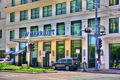 Hotel JW Marriot w downtown