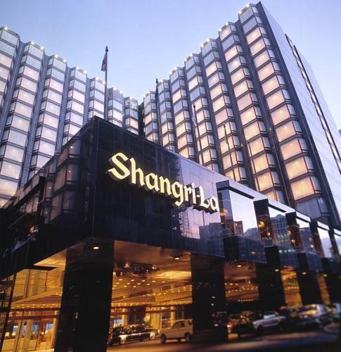 Hotel Shangri La w innowacyjnym wydaniu