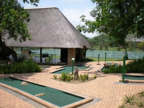 Kruger Park Lodge w Hazyview w Mpumalanga w RPA