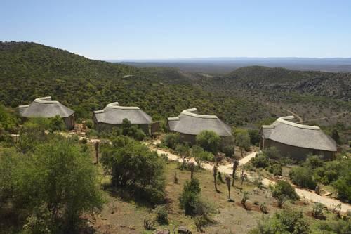 Kuzuko Lodge w Addo w Południowej Afryce