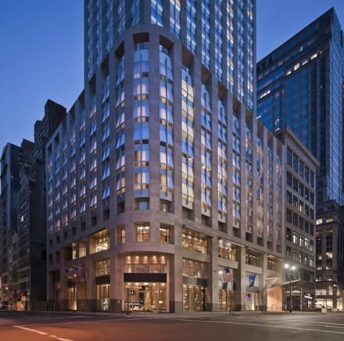 Hotel langham place new york fifth avenue na rogu