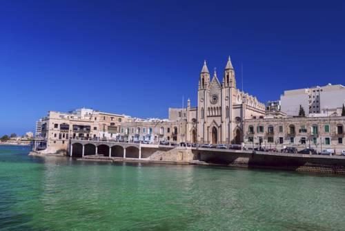 Hotel Le Meridien St Julians, Malta