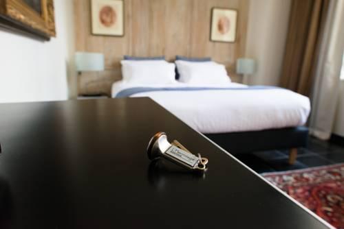 Klucz do hotelu Ihermitage gantois autograph collection
