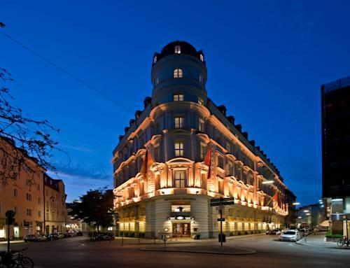 Hotel na rogu mandarin oriental munchen