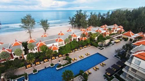 Hotel Moevenpick Resort Bangtao Beach Phuket w Tajlandii nad brzegiem morza