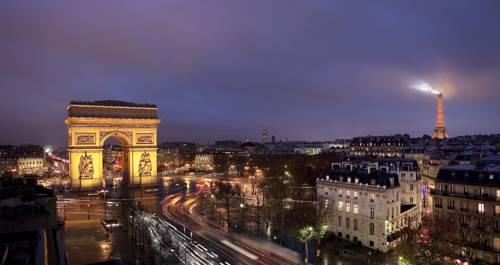 Paryż i monhotel louge spa