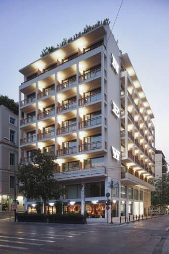 Cudownie oświetlony Hotel New