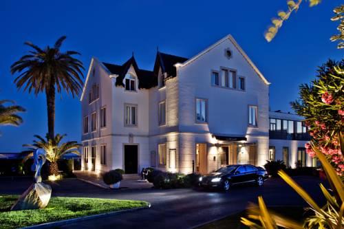 Pięciogwiazdkowy hotel w Cascais