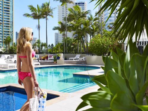 Pięciogwiazdkowy hotel w Gold coast w Australii